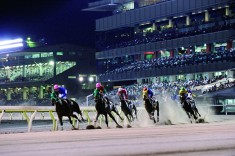Tokyo's New Form of Night Entertainment – The Twinkle Races Bring the Unique Excitement of ...
