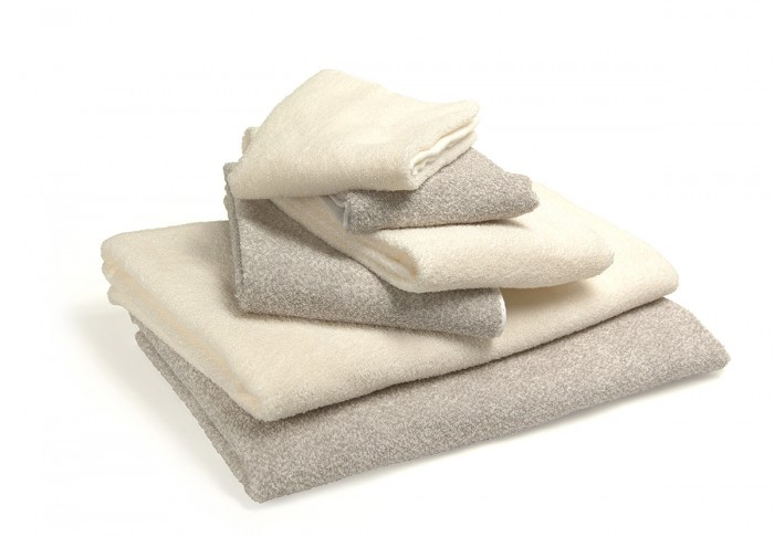 Silk and Organic Cotton Towelket