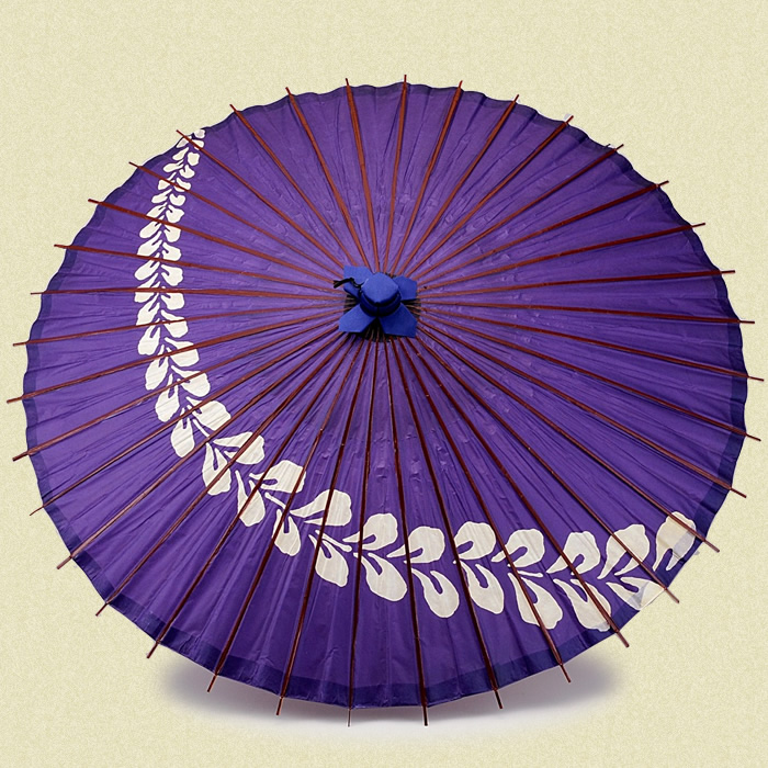 Janome – Japanese Umbrella Fuji (Wisteria) – Traditional Japanese Accessory Store SH ...