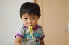 What Dad Said to His Toddler Who Didn't Want to Eat