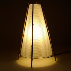 Genuine Mino Paper Lamp Shade – Traditional Accessory Store Shibokusansou