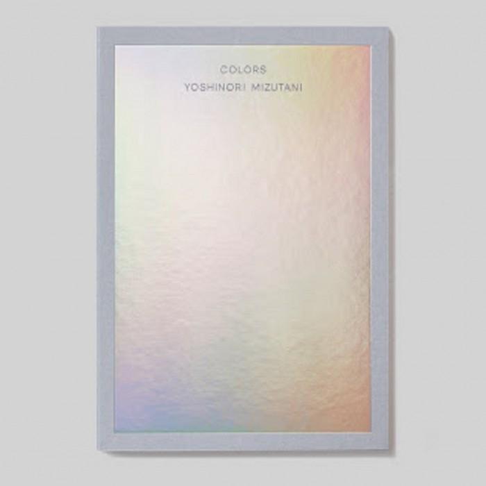 "Photo Book ""COLORS"" [autographed] by Yohinori Mizutani – amana inc. – IM ..."