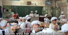 School Lunch in Japan Wowed The World!