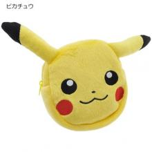 Pokemon Plushie Face Pouch (Pikachu) – coolJAPANstore.com
