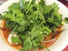 Phakchi Craze in Japan: More Coriander, Please!
