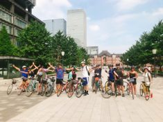 Cycle Around Tokyo's Hot Spots Through Tokyo Great Cycling Tour