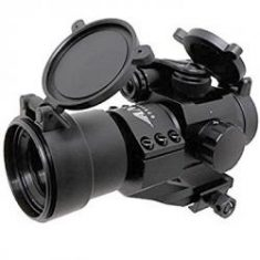 M2 type Quatro dot site high-mount butler cap with red green 4 species Reticle switching possibl ...