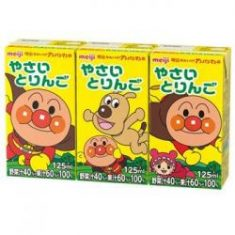 125mlX36 this Anpanman of vegetables and apples [DJO] – Discovery Japan Mall – Shopp ...