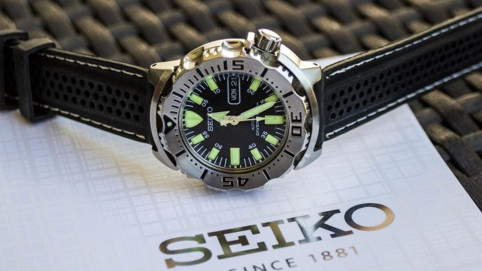 7 Recommended Seiko Watch in twenties